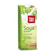 Lapte de soia bio 1L Lima PROMO