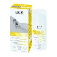 Lotiune fluida de protectie solara FPS 50 cu goji si rodie, 100 ml - Eco Cosmetics