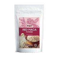 Maca rosie pudra raw bio 100g DS