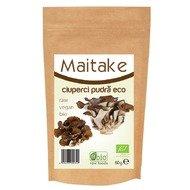 Maitake pulbere raw bio 60g PROMO
