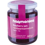 Marmelada de zmeura bio 300g, Harmonica PROMO