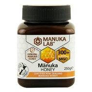 Miere de Manuka MANUKA LAB, MGO 300+ Noua Zeelanda, 250 g, naturala