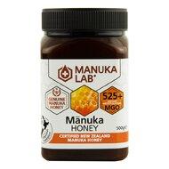 Miere de Manuka MANUKA LAB, MGO 525+ Noua Zeelanda, 5000 g, naturala