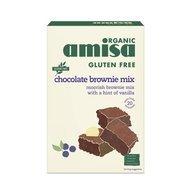 Mix pentru prajitura brownie fara gluten bio 400g