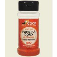 Paprika (boia dulce) bio 40g Cook