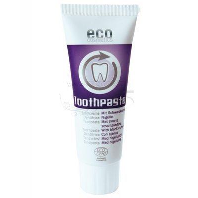 Pasta de dinti homeopata cu chimen negru, fara fluor 75ml