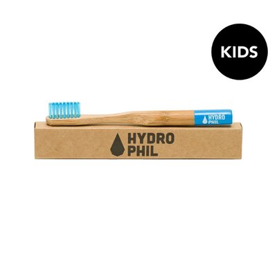 Periuta de dinti Copii extra-soft Albastra Hydrophil