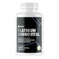 Platinum Aminovital - Supliment alimentar cu aminoacizi esentiali BCAA, Taurina si Magneziu, 90cps