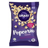 Popcorn dulce bio 80g DAVERT PROMO