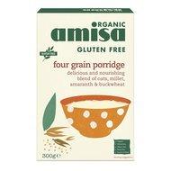 Porridge din 4 cereale fara gluten bio 300g PROMO