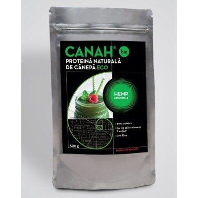 PUDRA PROTEICA DE CANEPA BIO 500gr CANAH