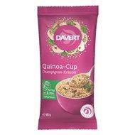 Quinoa cup cu ciuperci si ierburi bio 65g DAVERT