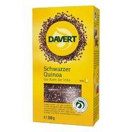 Quinoa neagra bio 200g DAVERT