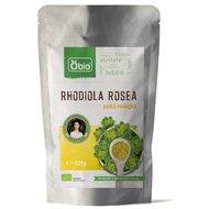 Rhodiola rosea pulbere raw 125 g