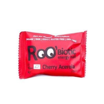 ROObiotic energy ball cirese si acerola bio 22g