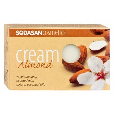Sapun Crema Bio Migdale 100 Gr Sodasan