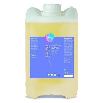 Sapun lichid - gel de dus ecologic Lavanda 10L, Sonett