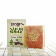 Sapun natural cu minerale si vitamine: namol + kale (ten si corp) - 120gr