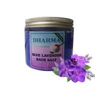 Sare de baie Blue Lavender, 200gr Dharma