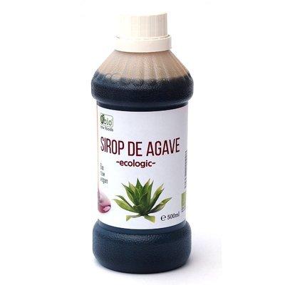 Sirop de agave raw organic 500ml