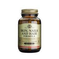 Skin Nails And Hair Formula 60tb (Formula pentru piele, unghii si par) SOLGAR