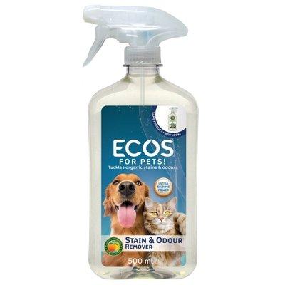 Solutie pentru indepartarea petelor si mirosurilor provocate de animale, 500ml