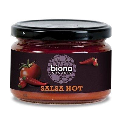 Sos salsa dip hot bio 260g