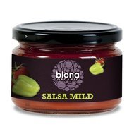 Sos salsa dip mediu picant bio 260g