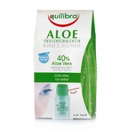 Stick contur ochi cu Aloe Equilibra, 5.5 ml