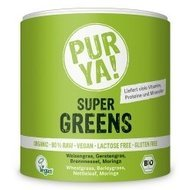 Super Greens raw bio 150g PROMO