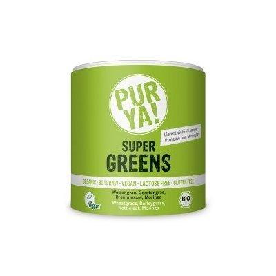 Super Greens raw bio 150g