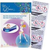 Tablete Milton Mini pentru sterilizarea cupei menstruale, 10buc
