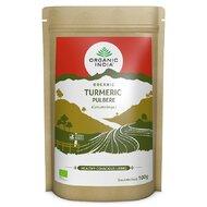 Turmeric bio, Organic India, 100 gr