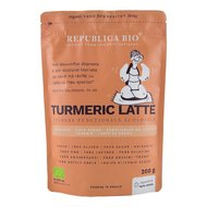 Turmeric Latte, pulbere functionala ecologica Republica BIO, 200g