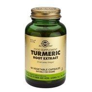 Turmeric Root Extract 60cps (Extract din radacina de Turmeric) SOLGAR