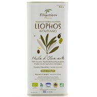 Ulei de masline extravirgin Liophos Early Harvest bio 5 litri