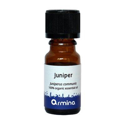 Ulei esential de ienupar (juniperus communis) pur bio 10ml ARMINA