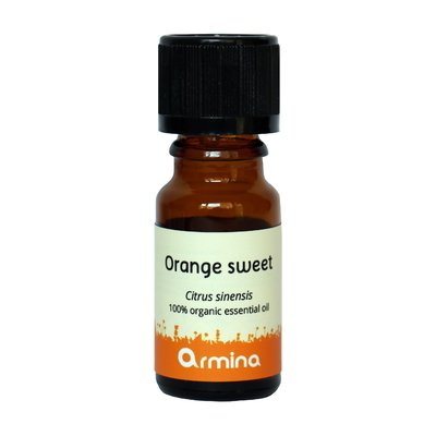 Ulei esential de portocala dulce (citrus sinensis) pur bio 10ml ARMINA