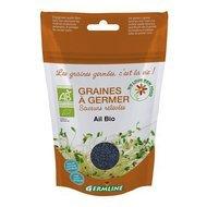 Usturoi seminte pentru germinat bio 50g  Germline