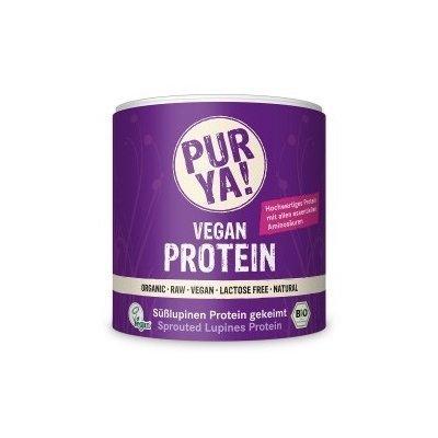 Vegan Protein din seminte de lupin germinate raw bio 200g