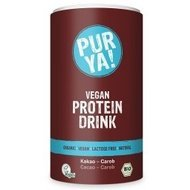Vegan Protein Drink cacao-carob bio 550g PROMO