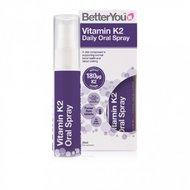 Vitamin K2 Oral Spray (12ml), BetterYou