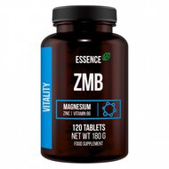 ZMB Zinc+Magneziu+B6 120 tablete, Essence