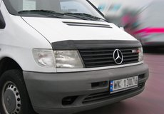 Aparatoare capota MERCDES VITO 195 an fabr. 1996-2003 (marca  HEKO)