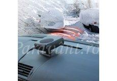 Dezumidificator auto și ventilator pentru încălzire