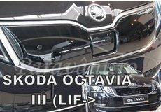 Masca radiator, in bara SKODA OCTAVIA III FACELIFT an fabr.2016- (marca HEKO)