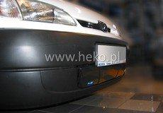 Masca radiator PEUGEOT PARTNER an fabr. 1996-2002 (marca  HEKO)