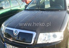 Paravant SKODA   SUPERB  Sedan(limuzina) an fabr. 2002 -2008 (marca  HEKO)