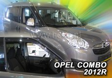 Covorase auto OPELD COMBO D 2011-2017