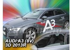Paravant auto Audi A3 Hatchback (3 usi), an fabr. 2012- (marca HEKO)